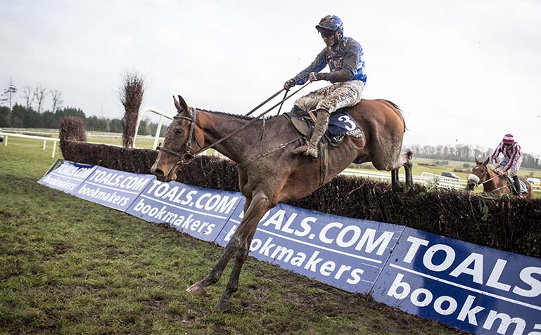 Fairyhouse Latest News: Top Duo Chase First BoyleSports Irish Grand National Success